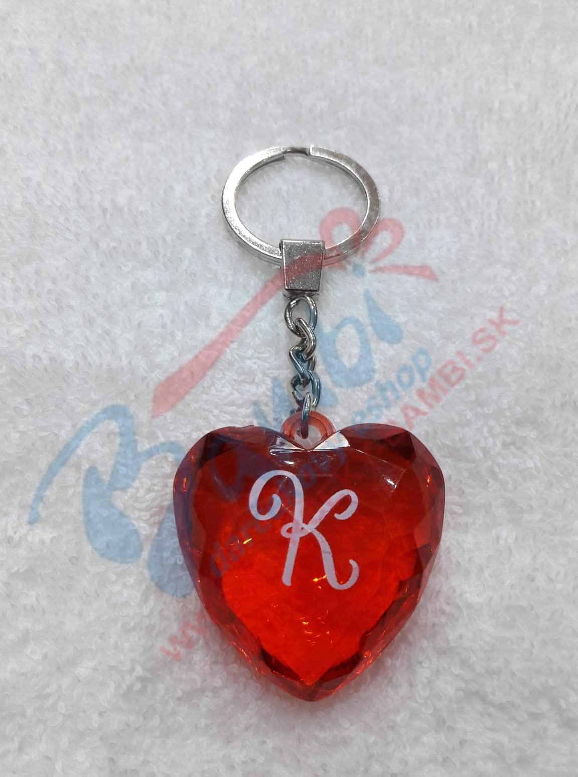 eb4c85b86 Kľúčenka K