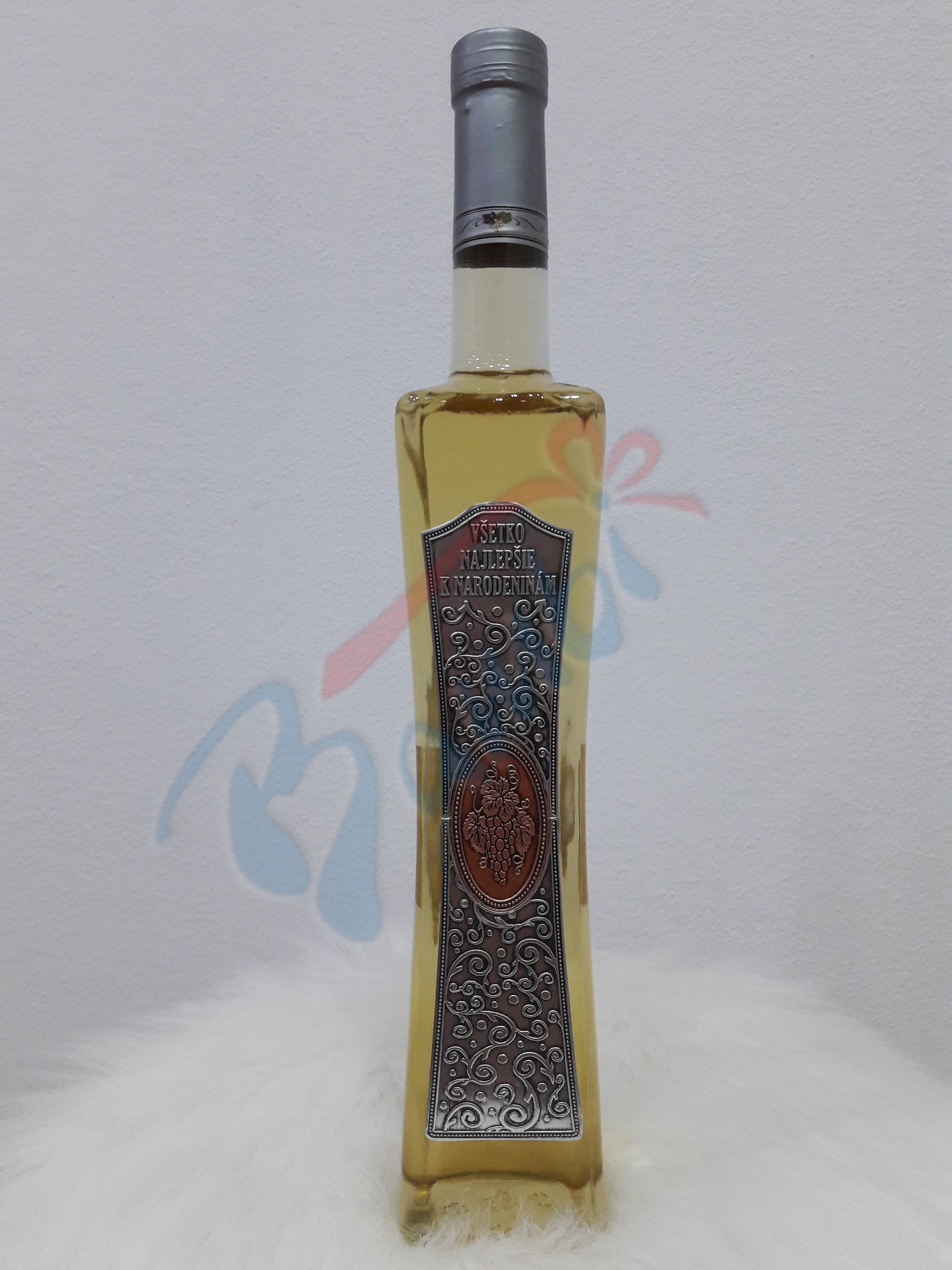 Víno  Všetko najlepšie k narodeninám 20f6a15a364
